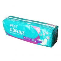 China 280mm Sanitary Pads In Net Surface and Straight Printed Bag wholesale