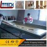 China TM2480 pvc door making vacuum membrane press machine wholesale