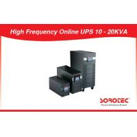 Telecom High Frequency Online UPS 7000W - 14000W with 3 Ph in / 3 Ph Out