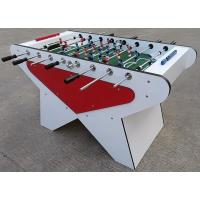 China Manufacturer Soccer Table Football Table For Family And Club Play Fashionable Style wholesale