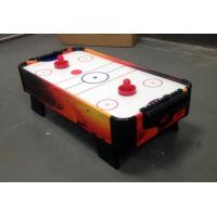 Buy cheap Round Corners Mini Game Table Air Powered Hockey Table For Children Play from wholesalers