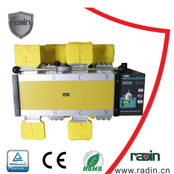 Quality Automatic 2000 Amp Transfer Switch For Generator High Security RDS2-2000A for sale