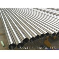 China 1 inch round steel tubing Gas Industry Stainless Steel Instrument Tubing Cold Rolled 1/2