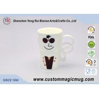 Advertisement Gifts 300 ml Heat Sensitive Coffee Mugs That Change Color With Heat