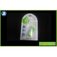 China PET / PVC Blister Packaging , Slide Blister Card / Clamshell Packaging Box on sale
