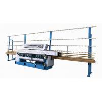 China PLC Control Tempered glass double edging machine with high performance wholesale
