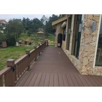 China WPC - Wood Plastic Composite Hollow & Solid & Arched Decking Floor Board wholesale