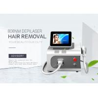China Lightsheer Laser Hair Removal Machine , 808 diode Laser Hair Removal Device For Beauty Salon on sale