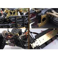Waterproof Brushless RC Monster Truck 1 10 Scale RC Truggy 2.4 GHZ