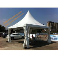 China Hot Sale Pagoda Canopy 3x3m, 4x4m, 5x5m, 6x6m, Gala Tents, Waterproof PVC Cover wholesale