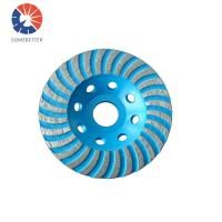 China High Pressing Turbo cup Sintered Segments, diamond grinding wheel for stone and concrete on sale