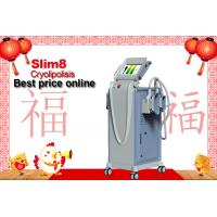 Powerful Multifunctional Cryolipolysis Machine / Cellulite Reduction Machine With 4 Handpieces