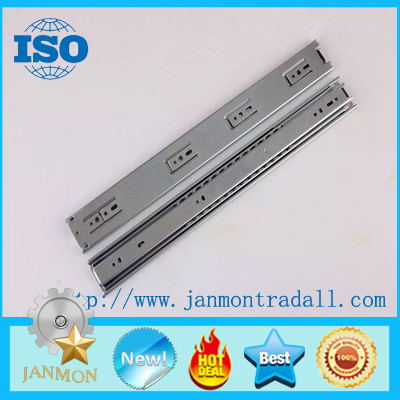 Quality Sliding drawer guides,Furniture sliding guides,Ball bearing drawer guides,2 fold guides,3 fold guides,Noiseless Guides for sale