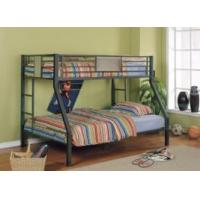 China Iron Bunk Beds-- TQ-23 Twin/Full Size Bunk Bed wholesale
