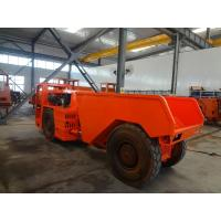 China Mini Truck 5 Tons Low Profile Dump Truck Underground Mining Trucks Tunneling Truck wholesale