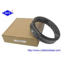 China Bulldozer D85 Parts Floating Oil Seal , Rubber Piston SealsHigh Pressure Resistant wholesale