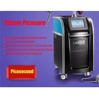 China Picosure 532nm / 755nm / 1064nm nd yag tatto removalskin care laser machine wholesale