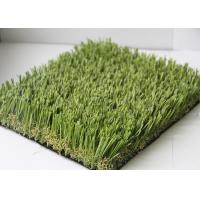 China Courtyard Turf Landscaping Outdoor Artificial Grass , Outdoor Synthetic Grass wholesale