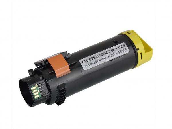 Quality Magenta Compatible Printer Cartridges , Dell S2825cdn Laser Toner Ink Cartridge for sale