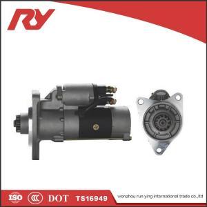 China Car Engine Agriculture Vehicle Sliding Armature Hino Starter Motor KE100 EF750 wholesale