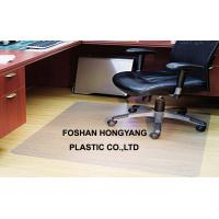 Quality High - lifetime PVC Material Non Studded Chair Mat 600x 2400 mm for sale