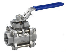 Quality General Water API 6D Stainless Steel Ball Valve Argus 150lb - 400lb for sale