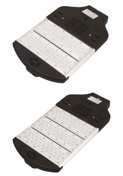 Quality 60W Bridgelux Outdoor LED Lighting , Waterproof Dusty Led Parking Lights for sale