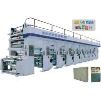 China High Speed Digital Gravure Printing Machinery Multicolor For Paper / BOPP wholesale