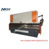 China Custom NC Press Brake Machine 160T×3200mm 2.0mm Metal Sheets CE Approved wholesale