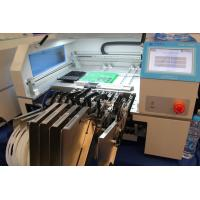 China Advanced CHMT530P SMT Pick and Place Machine, 30 Pneumatic Yamaha Feeder, Vision System wholesale