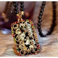 China Opal Long Sweater Chain Accessories Pendant Necklace to Choose wholesale