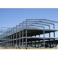 China High Strength Steel Frame Building Sound Proof Performance Fire Resistance wholesale