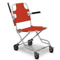 China Folding Stainless Steel Stair Chair Stretcher Movable With Four Castors wholesale
