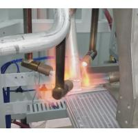 China Turntable Flame Automatic Brazing Machine for Copper Parts Production Tact 10s/pc on sale