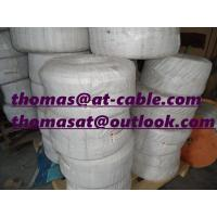 China 3025m without wooden drum semi-finished CCS RG6 Coaxial Cable, Without PVC Jacket wholesale