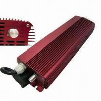 China 600W Hydroponic/Grow Lights Digital Ballast for MH/HPS Lamp, with Dimmable Function wholesale