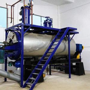 China Harmless Treatment Animal Rendering Plants 500 - 50000kg Per Batch Capacity on sale