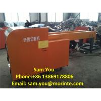 China Strapping / plastic rope / leather / denim cutting machine wholesale