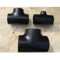 """China ASTM A234 WPB Equal Tee 42"""" STD Carbon Welded wholesale"""