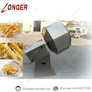 China French Fries Seasoning Machine Automatic French Fries Seasoning Equipment Commercial French Fries Flavor Machine wholesale