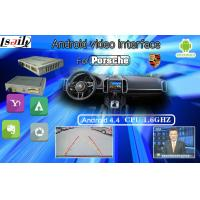 Buy cheap Interfaz del coche y caja video de la navegación de Android para el sistema de Porsche PCM3.1 from wholesalers