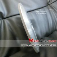 China 4A2 150-10-20-6-4 resin diamond grinding wheels for machining tungsten carbide on sale