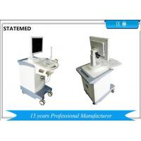 Buy cheap Mobile Type Systems / Black And White Mobile Trolley Ultrasound Scanner from wholesalers