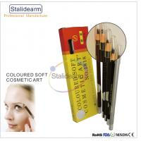 China Waterproof Professional Makeup Cosmetics Colorful Color Eyebrow Draw Pencil wholesale