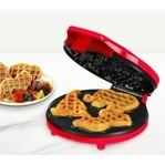 China 700W Circus Waffle Maker , Commercial Waffle Maker With Bakelite Housing wholesale