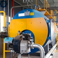 China 1T 2T 3T 4T Steam Output Automatic Oil/Gas Fired Anti-Explosion Steam Boiler For Oilfield wholesale