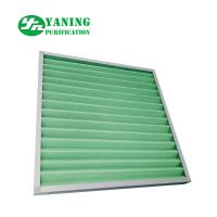 China Customize Air Conditioner Air Filter , Air Purifier Pre Filter Double Sided Wire Mesh on sale