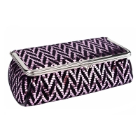 China Ladies Water Resistant Polyester Cosmetic Makeup Bag wholesale