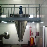 Double Screw Conical Screw Mixer , Vertical Powder Mixer For Chemical Powder