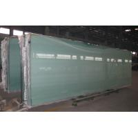 China Bronze Flat Heat Strengthened Tempered Glass With GB 15763.2 wholesale